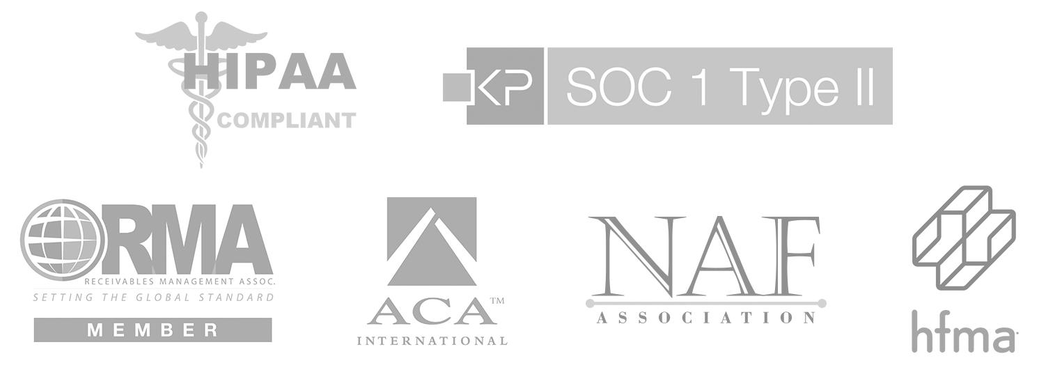 certification and membership seals